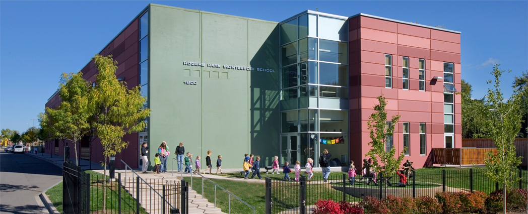 About Rogers Park Montessori School